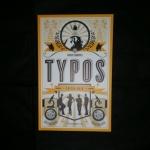 TYPOS Poison noir tome 2 de Pierdomenico Baccalario