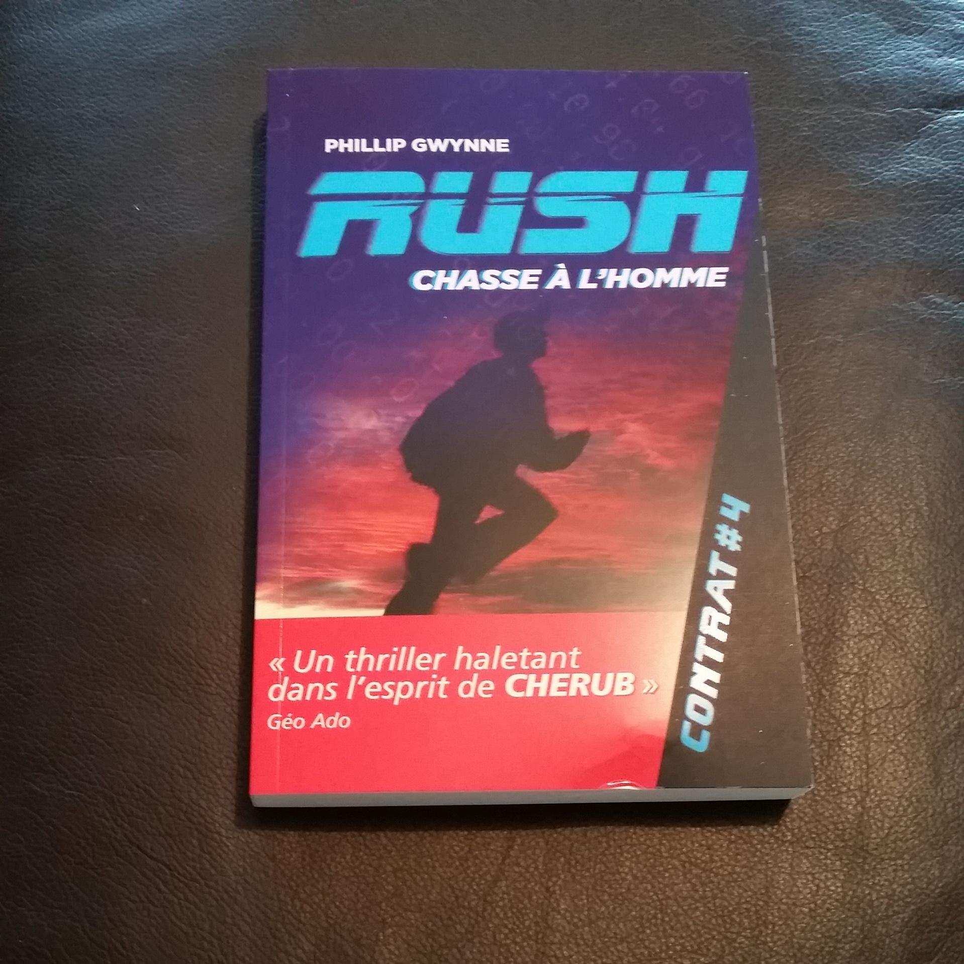 Rush Dette de sang Contrat 1